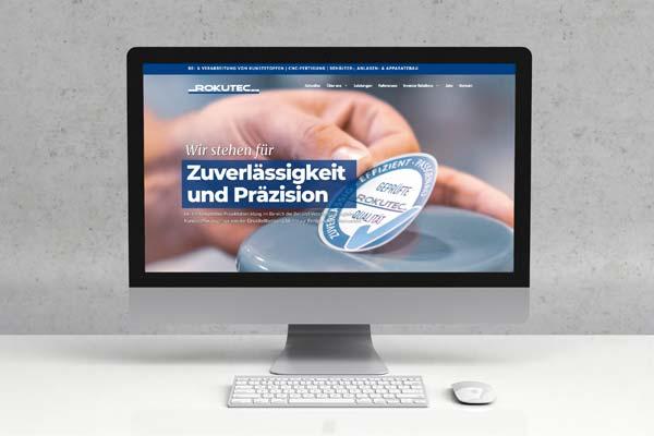 Unsere neue Webseite ist online